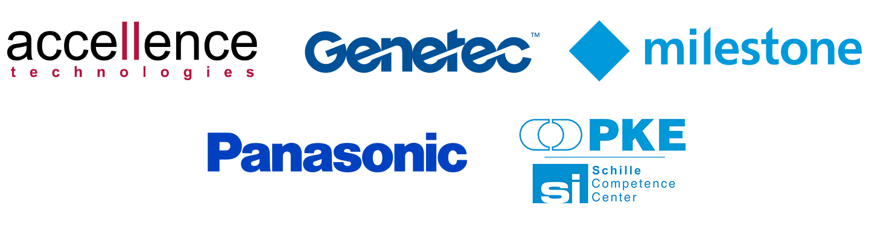 Genetec milestone SCHILLE Accellence Panasonic