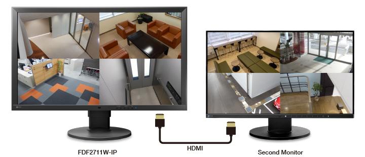 Multi-Monitor Viewing
