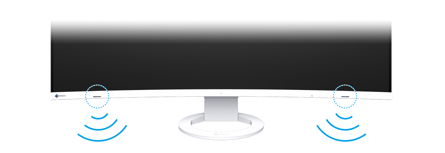 Front-Facing Speakers for Better Sound