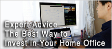 Expert Advice - The Best Way to Invest in Your Home Office