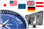 Medical Monitor QC Standards of Different Countries