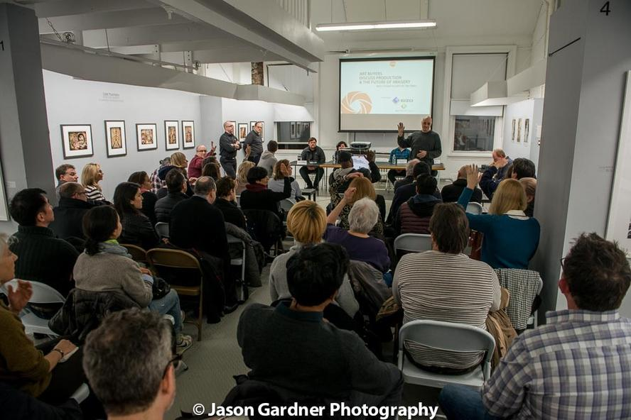 ASMP New York had a great turn out for the event.